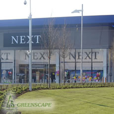 Retail Park - Orpington